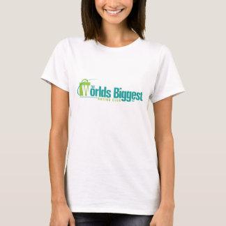 Les mondes plus grands : La pièce en t adaptée 2 T-shirt
