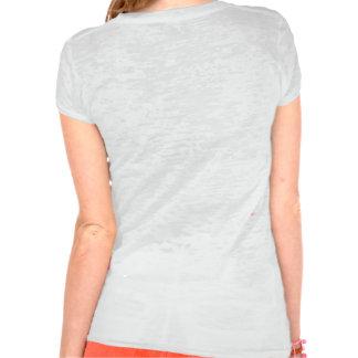 Les mondes plus grands T lavé des femmes T-shirt