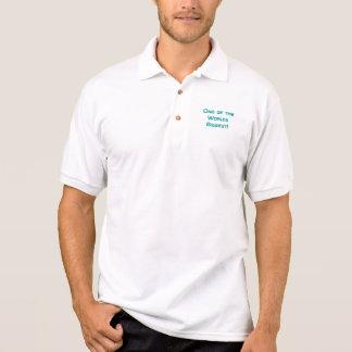 Les mondes plus grands T-shirt blanc 2 dégrossi