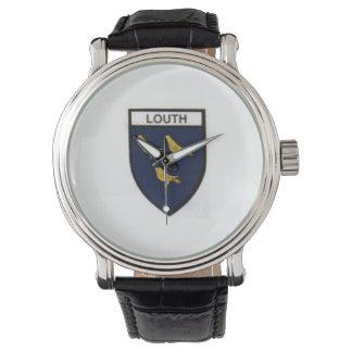 Les montres Co.Louth. des hommes irlandais