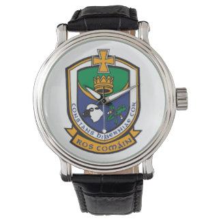 Les montres Co.Roscommon des hommes irlandais du