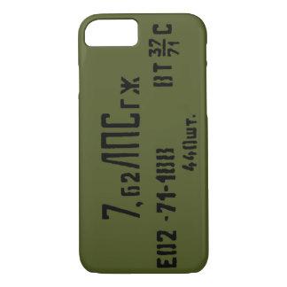 les munitions 7.62X39 peuvent coque iphone