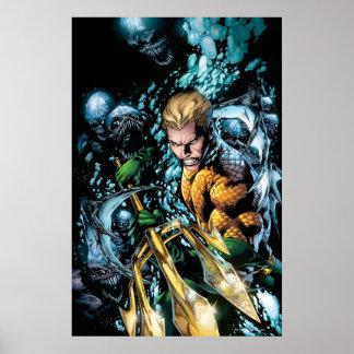 Les nouveaux 52 - Aquaman #1