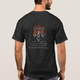 Les nuits Etats-Unis/Hemi de croisière frappe la T-shirt