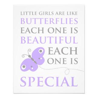 Les petites filles sont comme la copie de photo de