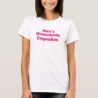 Les petits gâteaux faits maison maximum des femmes t-shirt