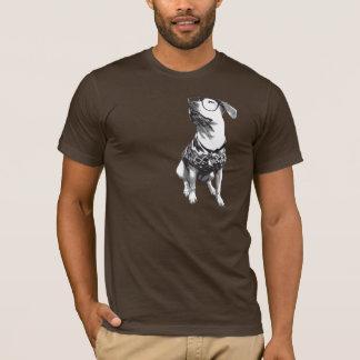 Les pitbulls sont le T-shirt de base des hommes de