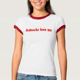 Les ploucs m'aiment T-shirt