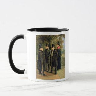 Les poètes Aleksandr Pushkin Mug