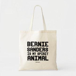 Les ponceuses de Bernie est mon animal d'esprit Sac En Toile Budget