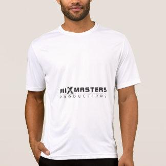Les productions de Mixmaster ont adapté le T-shirt
