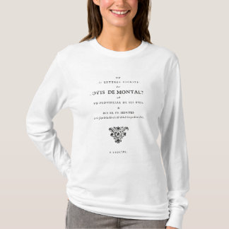 Les Provinciales par Blaise Pascal T-shirt