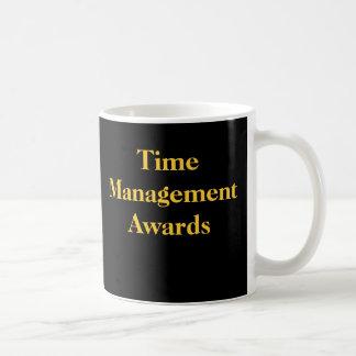 Les récompenses de gestion du temps de blague de mug