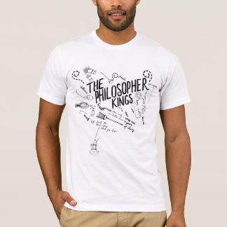 Les Rois American Apparel Shirt de philosophe T-shirt