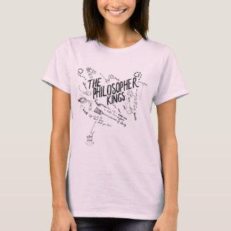 Les Rois T-shirt (femmes) de philosophe