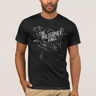 Les Rois T-shirt (logo de philosophe seulement)