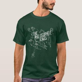 Les Rois T-shirt (vert) de philosophe