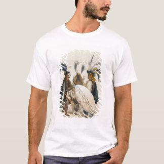 Les soldats de zoulou d'Army du Roi Panda's, T-shirt
