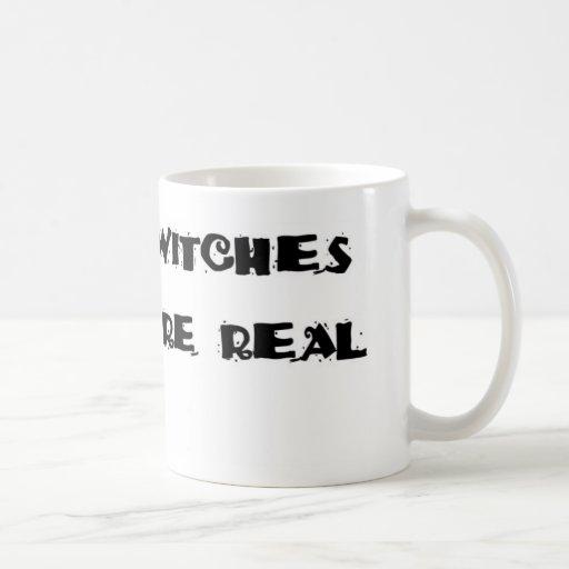 Les sorcières sont vraie tasse de café