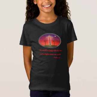 les T-shirts des enfants du psaume 119