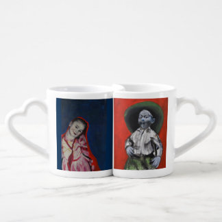 Les tasses, le cowboy et la princesse des amants mug