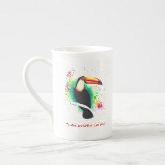 Les toucans sont meilleurs qu'un ! Tasse de