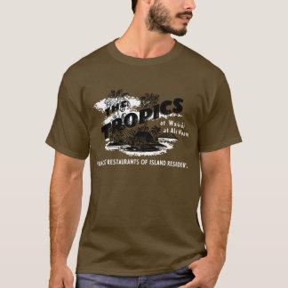 Les tropiques t-shirt