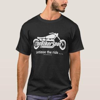 Les vélos ne coulent pas l'huile, ils marquent t-shirt
