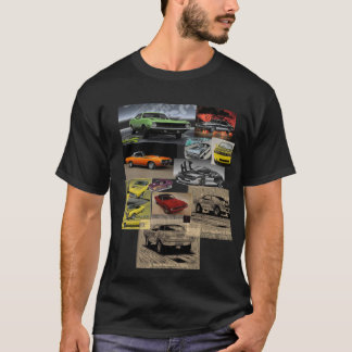 Les vies de Hemi Cuda T-shirt