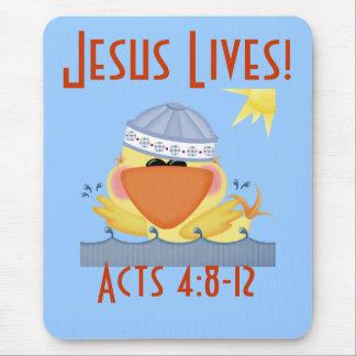 Les vies de Jésus ! Tapis de souris
