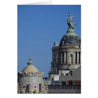 L'Espagne, Catalogne, Barcelone. Principal 2 de Carte