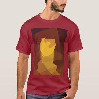 L'esprit a mené le T-shirt