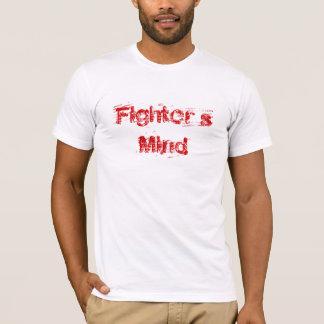L'esprit du combattant t-shirt