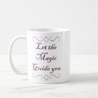 Let The Magic Guide You - Canette Mug