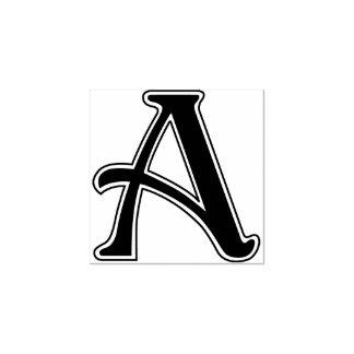 Lettre de Nouveau un monogramme