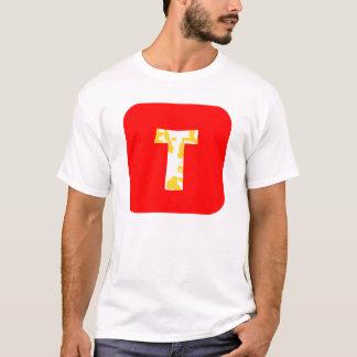 Lettre T T-shirt