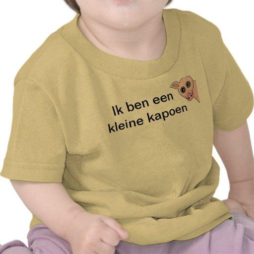 Leuke baby t-shirt