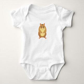 Leuke Bruine Bodysuit van het Baby van het Baby