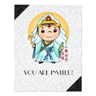 Leuke Chinese God van Medeleven Aankondigingen