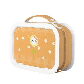 Leuke Daisy Lunch Box Lunchbox