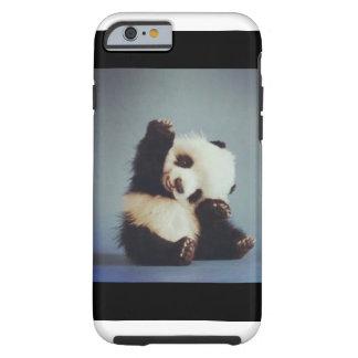 Leuke iPhone 6 van de Panda van het Baby hoesje Tough iPhone 6 Hoesje