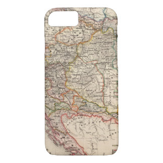 L'Europe centrale Coque iPhone 8/7