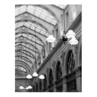 L'Europe, France, Paris. Intérieur, Galerie Cartes Postales
