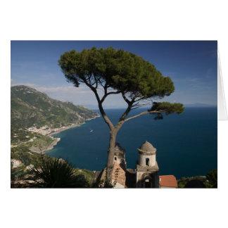 L'Europe, Italie, Campanie, (côte d'Amalfi), 2 Carte