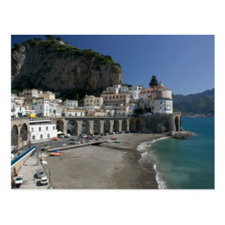 L'Europe, Italie, Campanie, (côte d'Amalfi), Carte Postale