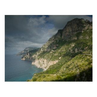 L'Europe, Italie, Campanie (côte d'Amalfi) Carte Postale