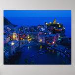 L'Europe, Italie, Cinque Terre, Vernazza. Hillside