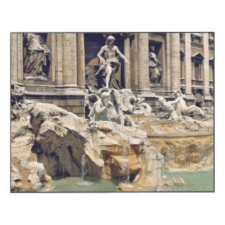 L'Europe, Italie, Rome. Les pièces de monnaie