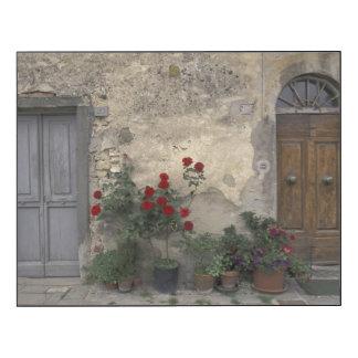 L'Europe, Italie, Toscane, Chianti, porte toscane