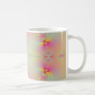 Lever de soleil dans le paradis mug